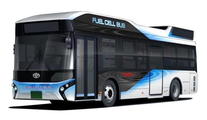 energia, mobilità, Tokyo, olimpiadi, Giappone, autobus, celle a combustibile, idrogeno, acqua, sostenibilità, close-up engineering