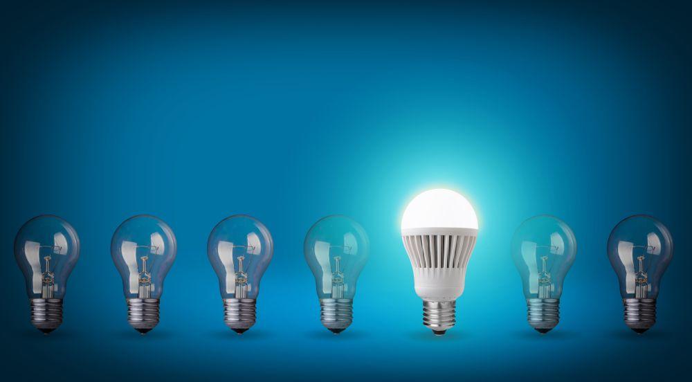 LightingClose Up The Technology Engineering Led For QCrdsht