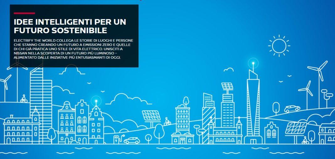 nissan, auto, bar, energia, caffè, ambiente, mobilità, Parigi, Francia, sostenibilità, close-up engineering