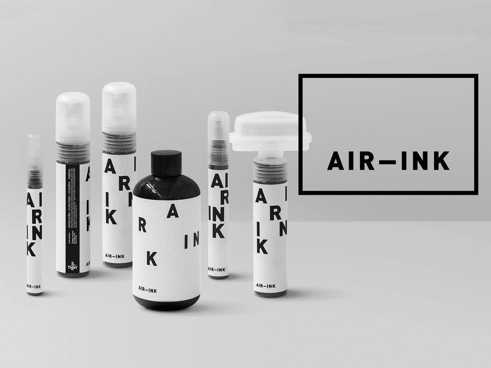 inchiostro, air-ink, MIT, graviky, idee, smog, trasformazione, nerofumo, carbone, inquinamento, innovazione, risparmio, ambiente, scrittura, spin off