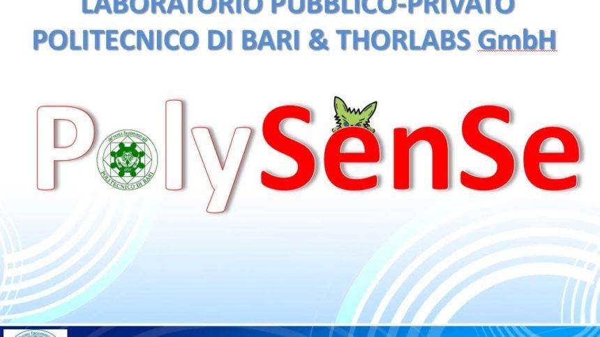 polysense, politecnico di bari, thorlabs, mit, collaborazione, comunicato stampa, innovazione, laboratorio, pubblico privato, idee, collaborazione, labs, ottica, gas, rilevazione, sensori
