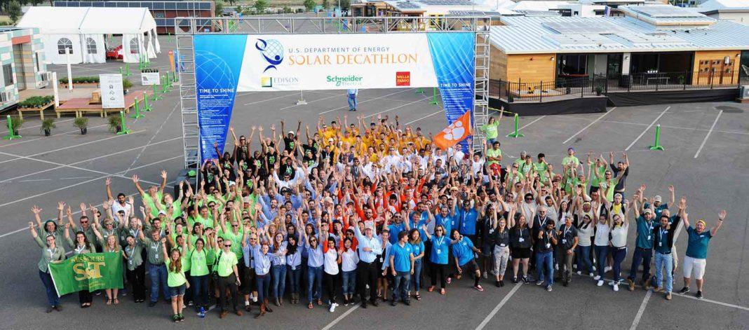 Solar Decathlon, USA, energy, idee, solare, energia pulita, università, 2017, casa, green, innovazione, sostenibilità, futuro, team