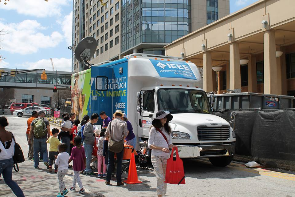 truck, IEEE, MOVE, USA, elettricità, vittime, emergenza, wifi, disastri, camion, volontari, ingegneri, alluvioni, incendi, uragani