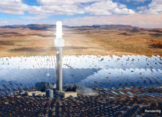 Aurora Solar Energy Project, Aurora,CSP, south australia, sali fusi, accumulo, port augusta, torrre, eliostati, grande, solarReserve, impianto, solare, termodinamico, concentrazione, rinnovabile, australia