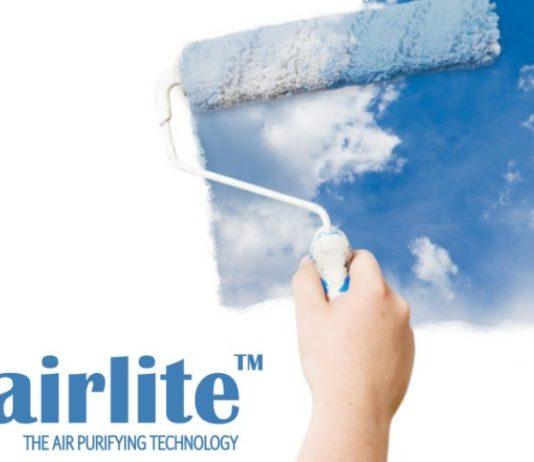 Airlite, innovazione, vernice, smog, batteri, NOx, SOx, inquinamento, advanced materials, italia, start up, ecologica, aria, purificare