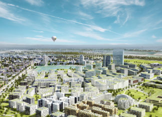 Aspern, Vienna, Wien, Austria, Smart City, Energy, energia, ambiente, innovazione, smart building, energia rinnovabile, efficienza energetica, Energy Close-up Engineering