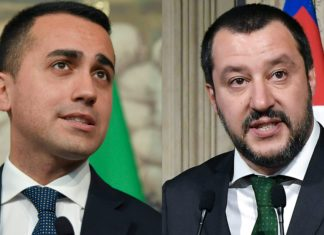 Di Maio, Salvini, Conte, Governo, Italia, Movimento 5 Stelle, Lega, Lega Nord, Europa, Energy Close-up Engineering