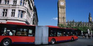 L'era green dei bus di Londra