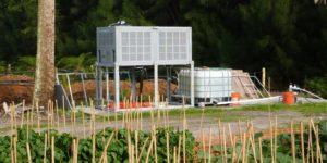 Skywater: come ricavare oltre 2000 litri di acqua al giorno