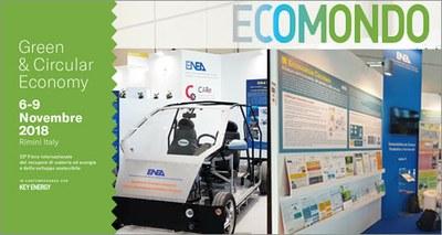 enea, economondo, rimini, economia circolare, trasporto, ricarica, ev, supercondensatori, biometano, rinnovabile, tecnologia, italia, sostenibilità