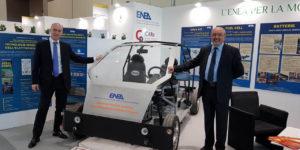 Ricarica EVs, economia circolare, biogas: ENEA si racconta ad ECOMONDO