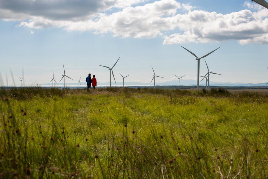 scozia, eolico, scottishpower, iberdrola group, offshore, onshore, rinnovabili, green energy, investimenti, carbone