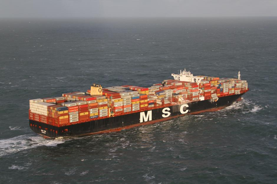 container, msc zoe, germania, olanda, ambiente, perossido, plastica, spiaggia, incidente, mare, allarme, ecologia