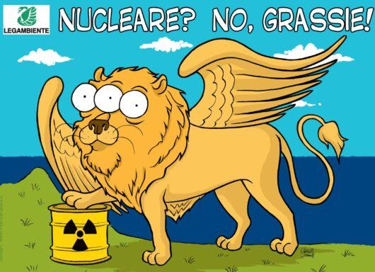 Il nucleare è la fonte più sicura e più pulita, nonostante le scorie radioattive