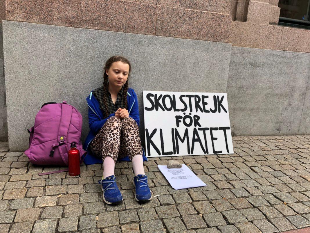 Greta Thunberg, Skolstrejk för klimatet, sciopero, scuola, clima, COP24, World Economic Forum, Davos, Svezia, Stoccolma, cambiamento climatico, riscaldamento globale, Energy Close-up Engineering
