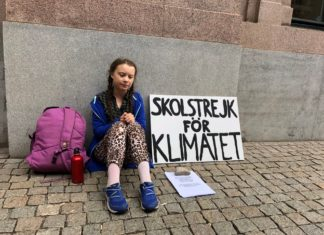 Greta Thunberg, Skolstrejk för klimatet, sciopero, scuola, clima, COP24, World Economic Forum, Davos, Svezia, Stoccolma, cambiamento climatico, riscaldamento globale, Energy Close-up Engineering