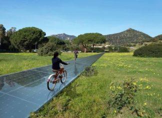 ciclopedonale, solare, villasimius, sardegna, Bys, Bicysolarstreet, infinityhub, equity crowfunding, innovazione, sostenibilità, ambiente