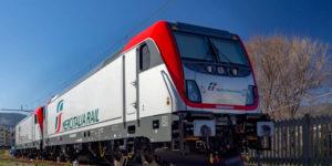 Consegnata la prima locomotiva elettrica di Fs