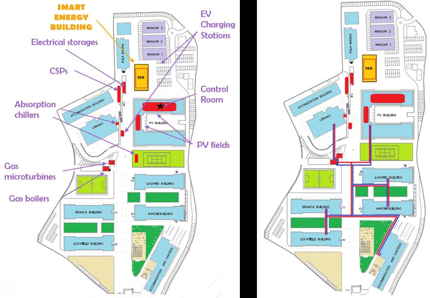 smart city, energia, Genova, Savona, campus universitario, università, Energy Close-up Engineering