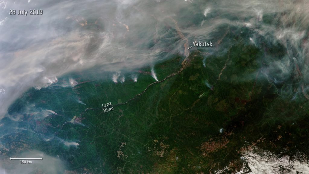 Siberia, incendio, foresta, hell, neve nera, ghiaccio, neve, Russia, incendi, fiamme, emissioni, Alaska, Stati Uniti Canada, Energy Close-up Engineering