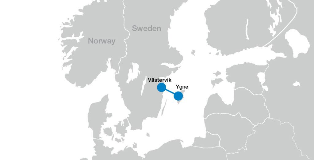 hvdc, gotland, svezia, baltico, cavo, sottomarino, asea, abb, uno lamm, tecnologia, vapori di mercurio, convertitori, tiristori, energia, innovazione, isola