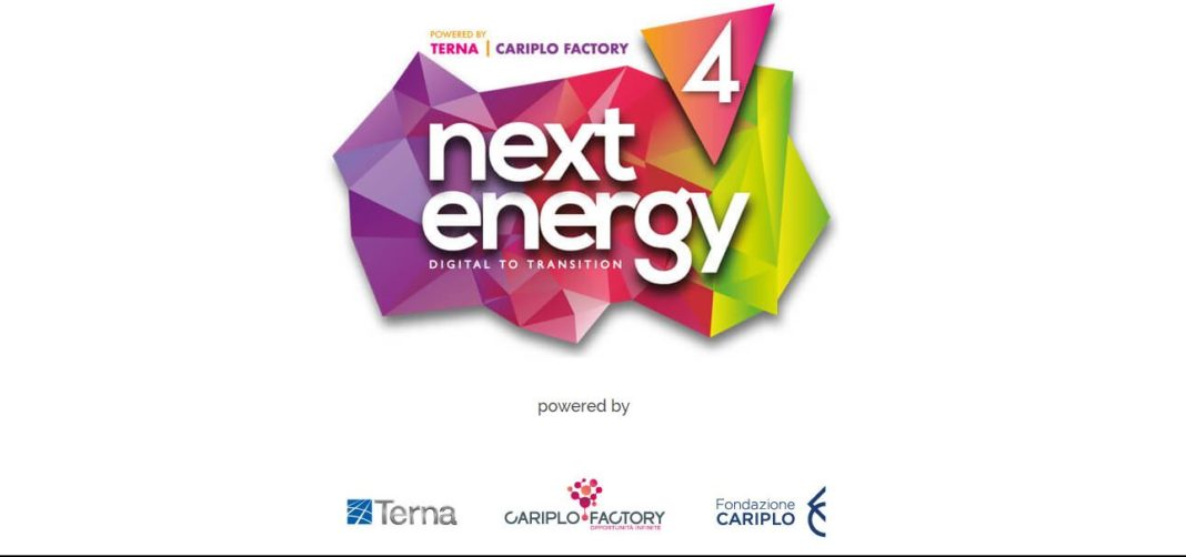 next-energy-terna-cariplo-fondazione-factory-talents-growth-startup-energy-transizione-flessibilità- data-management-analytics-CuE