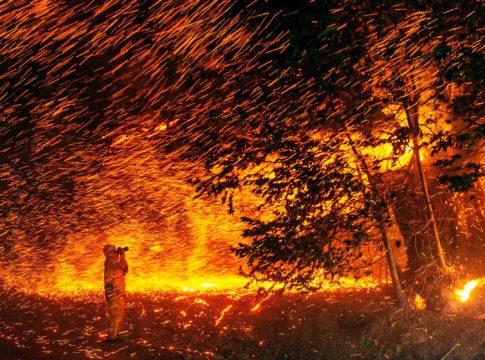 Kincade, fire, incendio, sonoma, california, cal fire, pompieri, vittime, PG&E, foresta, evacuazione, inchiesta, san francisco Energy, Close-up Engineering