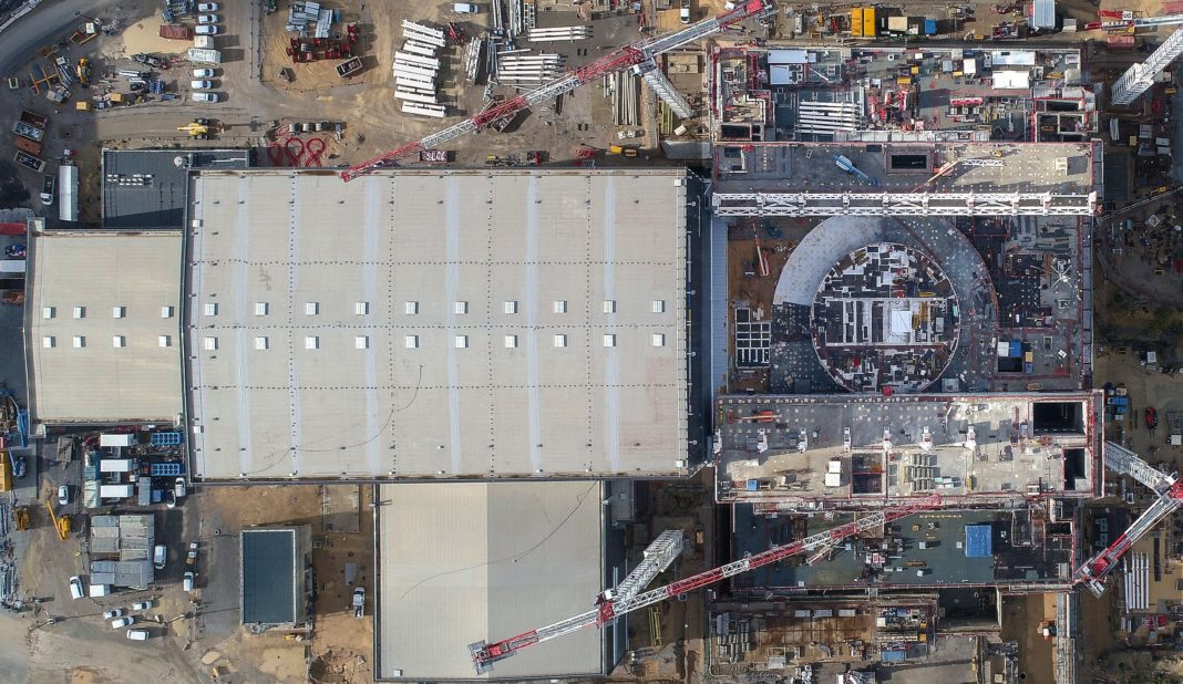 fusione-iter-tokamak-francia-enea-ansa-plasma-2025-edificio-sud-idrogeno-nucleare-energia-pulita-CuE