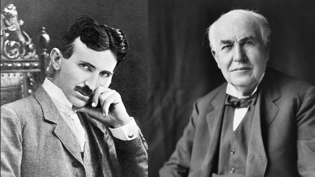 Tesla, Edison, storia, USA, Energy Close-up Engineering
