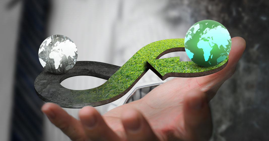 Economia, circolare, ambiente, riciclo, riuso, disrupt, Energy Close-up Engineering