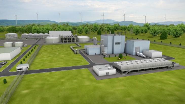 mini centrali nucleari natrium