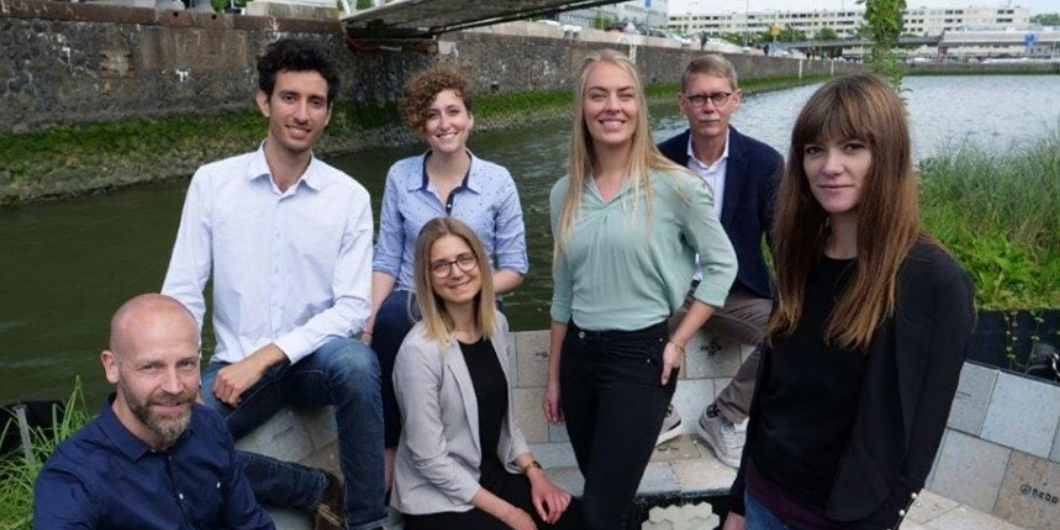 Plastica, rifiuti, parco, galleggiante, olanda, clean river, Energy Close-Up Engineering