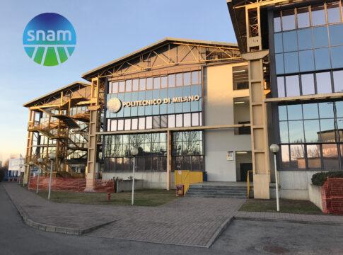 Snam, Politecnico, Milano, transizione energetica, accordo, innovazione, ricerca, idrogeno, produzione, stoccaggio, biogas, biometano, anidride carbonica, cattura, Pari Opportunità, Energy Close-up Engineering