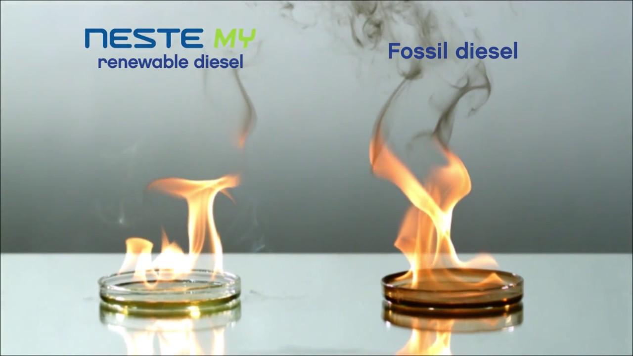 biodiesel, diesel MY, emissioni, biomassa, sostenibilità, Neste, Finlandia, vantaggi, svantaggi, chimica, ambiente, Energy Close-Up Engineering