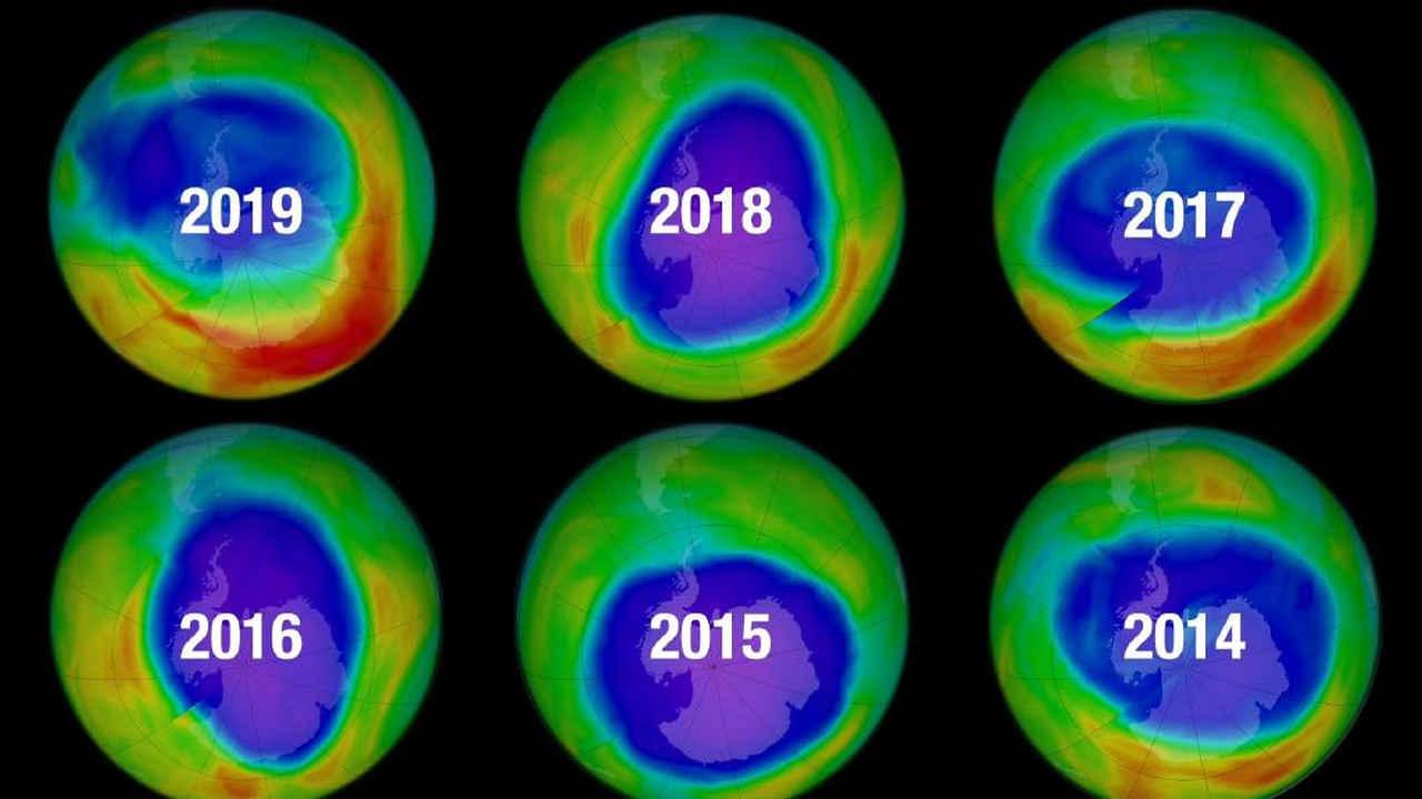 Chiuso il buco dell'ozono record in Antartide   EnergyCuE