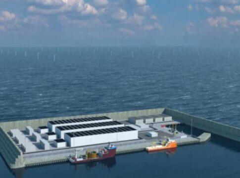 Danimarca, isole, energia, eolico, turbine, offshore, elettricità, green, idrogeno, rinnovabili, mare, vento, emissioni, obiettivi, progetto, Energy Close-up Engineering