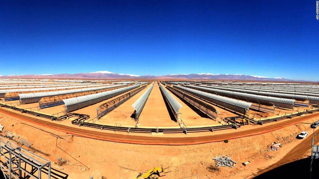Energia, Sahara, deserto, desertec, fotovoltaico, solare, Europa, Energy Close-Up Engineering