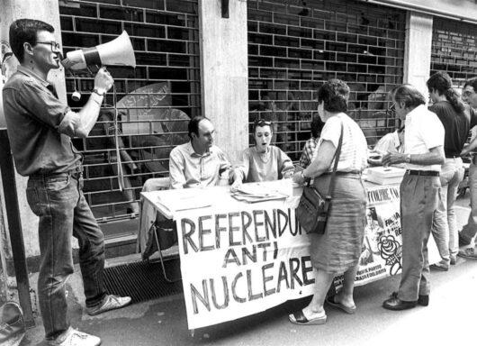 Storia del referendum antinucleare italiano del 1987