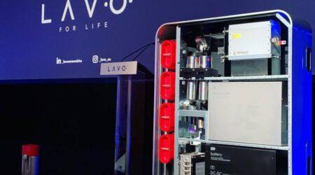 LAVO: batteria a celle a combustibile a idrogeno in casa