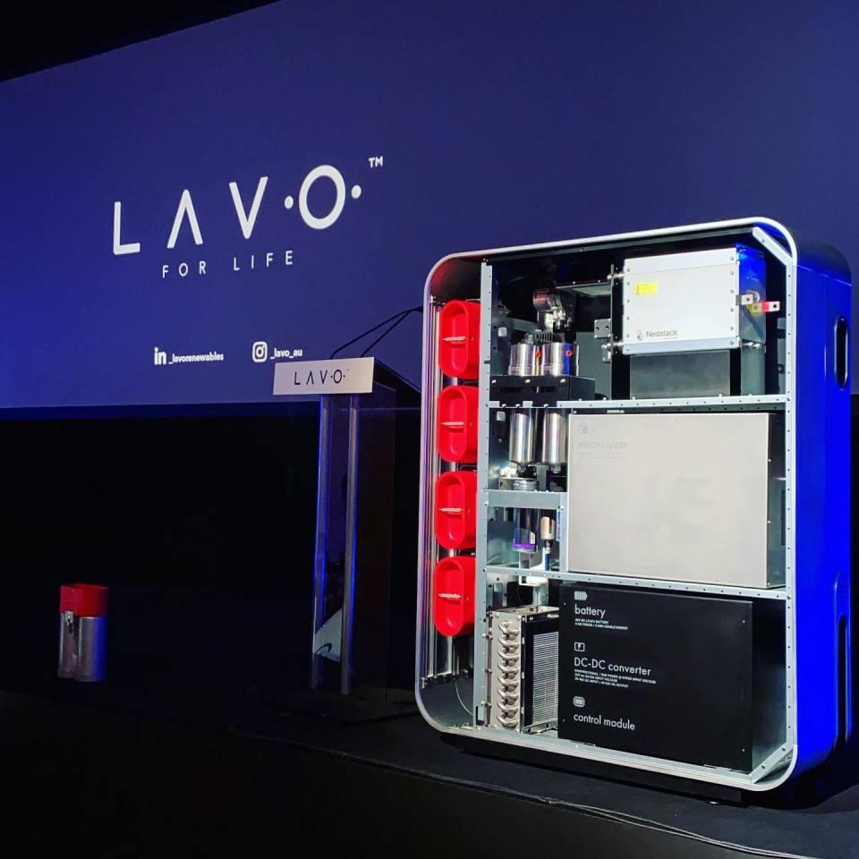 LAVO, autoconsumo, celle a combustibile, energia, EnergyCuE
