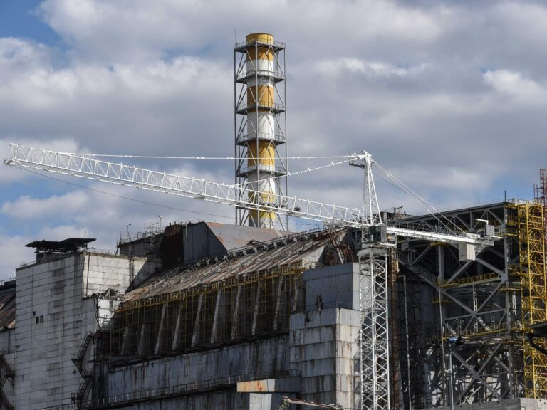 Chernobyl, neutroni, reazioni nucleari, sarcofago, EnergyCuE