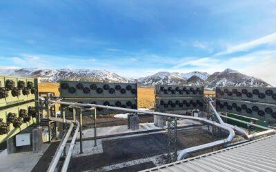Nasce Orca, il più grande impianto per la cattura della CO2