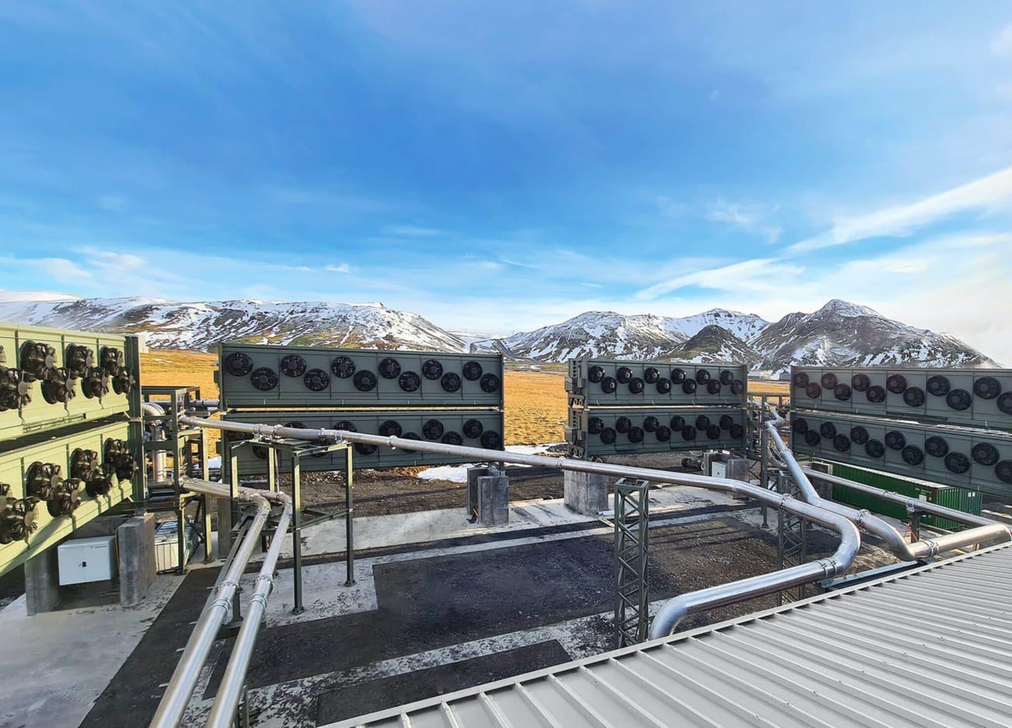 Orca, cattura, stoccaggio, CO2, Islanda, geotermico, impianto, energia, gas serra, riscaldamento globale, cambiamento climatico, processo, roccia, sottosuolo, atmosfera, Energy Close-up Engineering