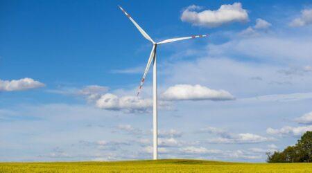 A Gubbio nasce il più grande impianto eolico collettivo italiano
